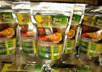 Pakan Burung Paruh Bengkok Anakan Merk HOKA Bird Food