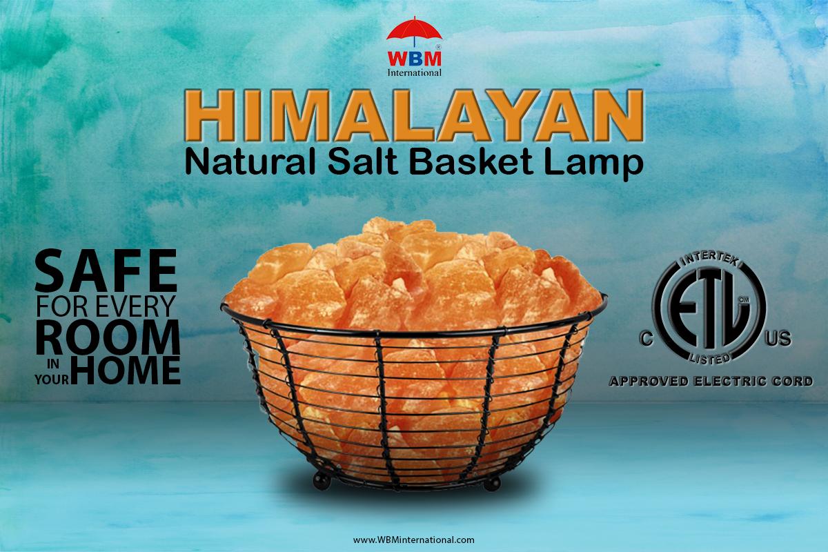 Salt lamps Himalayan Pink Salt wbmint.blogspot.com