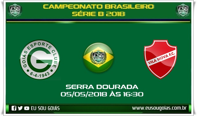 Ingressos à venda para Goiás x Vila Nova