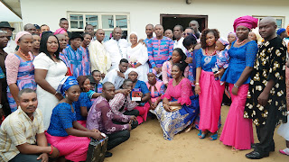 , Marriage Made In Heaven! Eucharia Gets Married In Grand Style, Latest Nigeria News, Daily Devotionals & Celebrity Gossips - Chidispalace