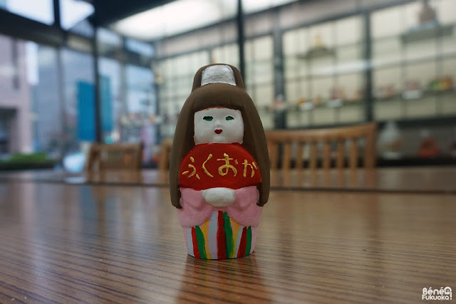 博多人形絵付け体験、福岡