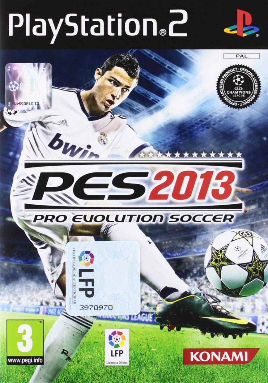 Pro evolution soccer 2013 (usa) (en,fr,pt,es) ps2 iso   cdromance.
