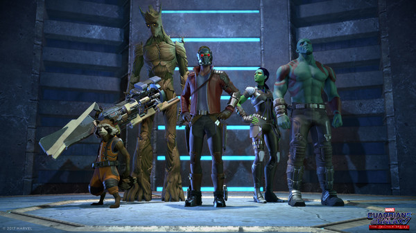 Marvels Guardians of the Galaxy Complete Season PC Free Download Screenshot 3