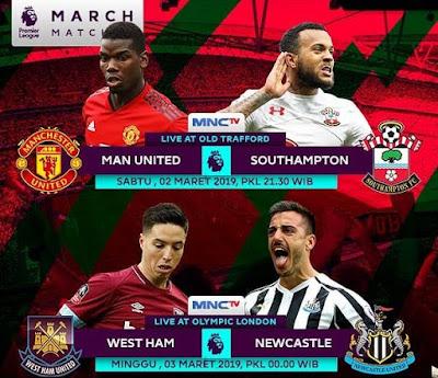 Jadwal Siaran Langsung Liga Inggris MNCTV