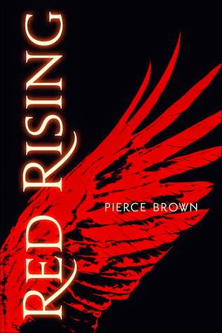 "Book Review: ""Red Rising"" by Pierce Brown"