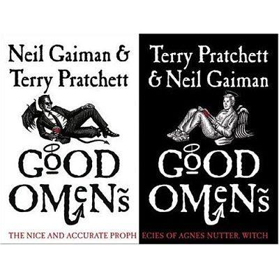 Buenos presagios, de T. Pratchett y N. Gaiman