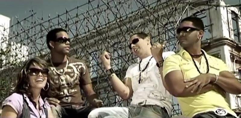 Paulo FG y su Elite - ¨No con cualquiera¨ - Videoclip - Dirección: Santana - Portal Del Vídeo Clip Cubano - 08