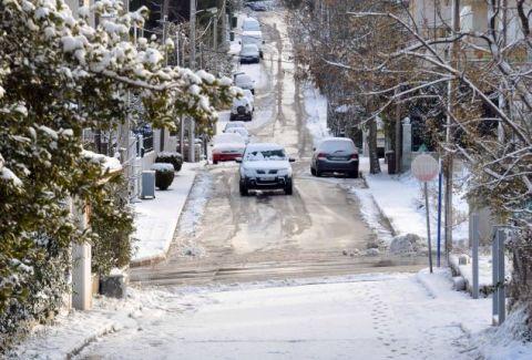 Απίστευτο: Μέχρι και χιόνια στην Αττική προβλέπεται για την 25η Μαρτίου!