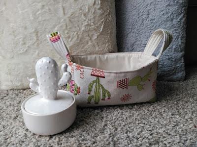 costura, sewing, couture, cesta tela, fabric box