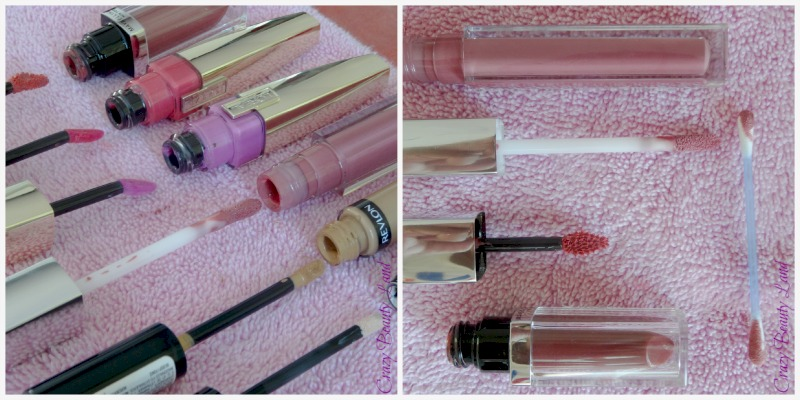 How To Sanitize Your Makeup - Lipglosses liquid concealers primers