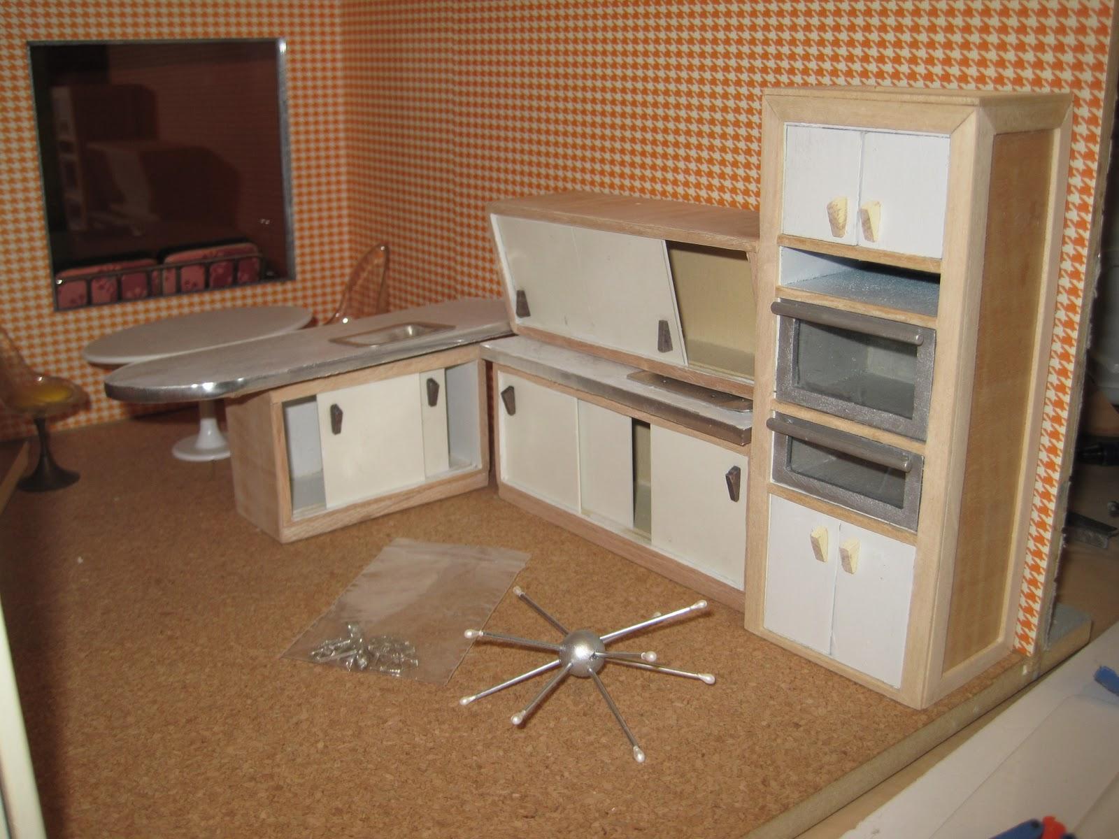 Retro Renovation Kitchen Mini Mod Pod Retro Renovation