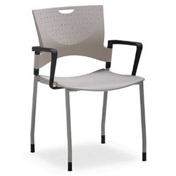 stackable lobby chair