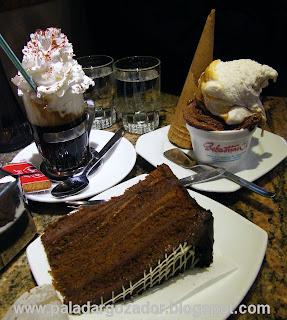Sebastián heladeria café pasteles