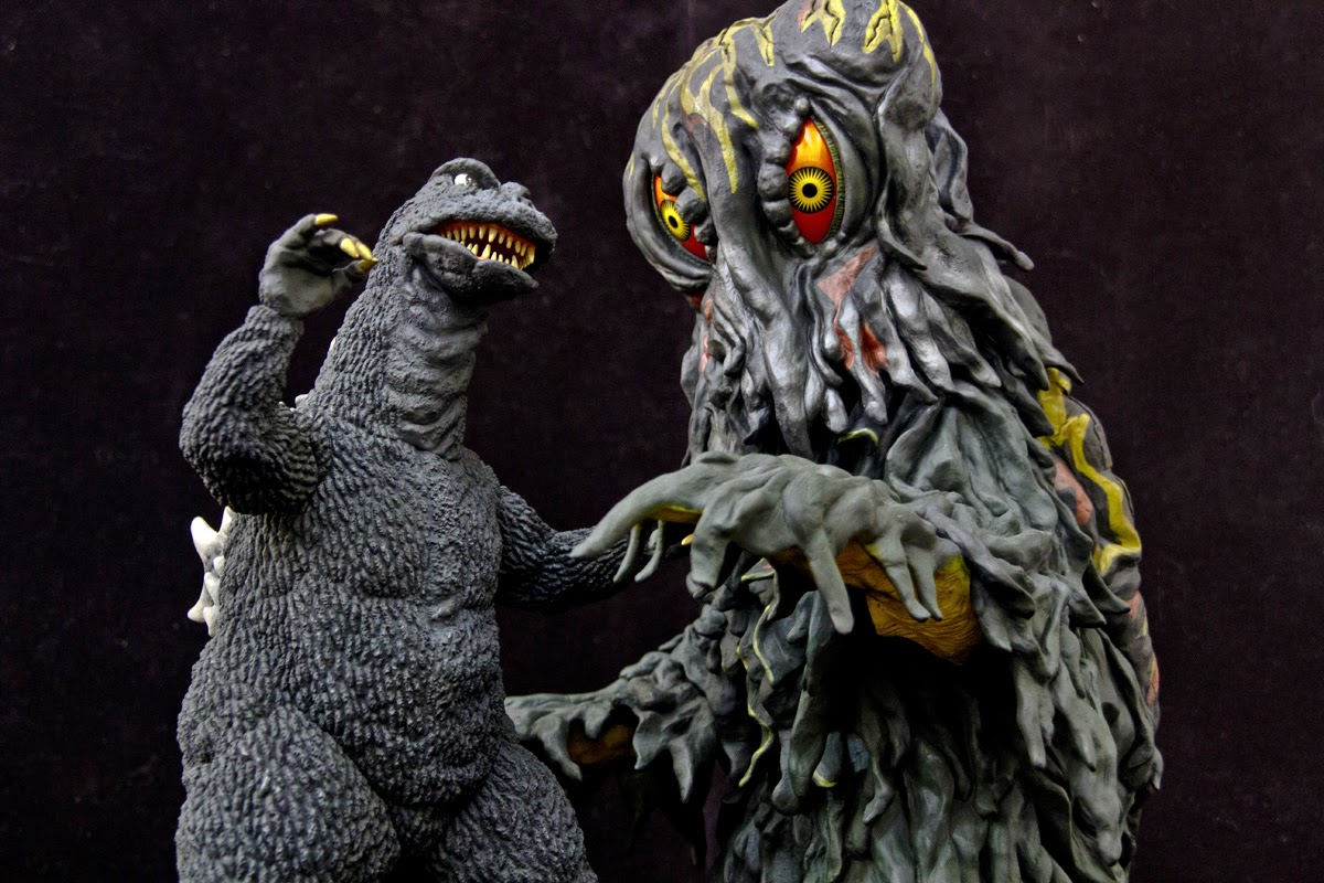 The Kaiju Planet: Original Figure Review - X-Plus Toho ...