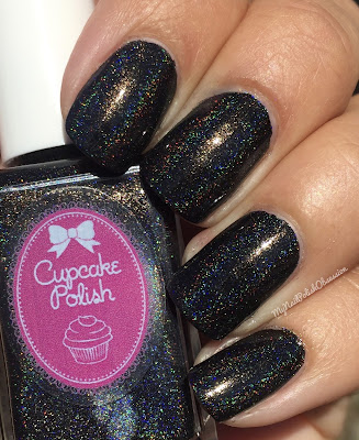 Cupcake Polish; The Olympics Collection  - Track Me Down