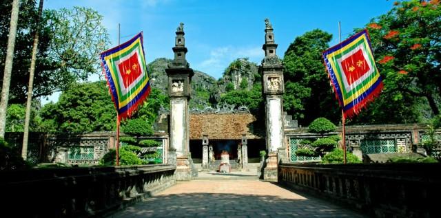 Đền thờ vua Đinh - Lê