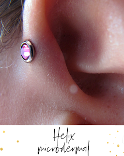 helix microdermal