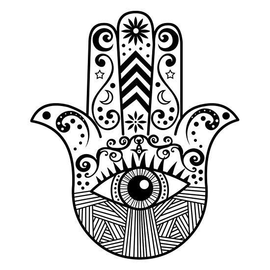 A Watchmans Revelation Signs Symbols Hamsa Hand Sign