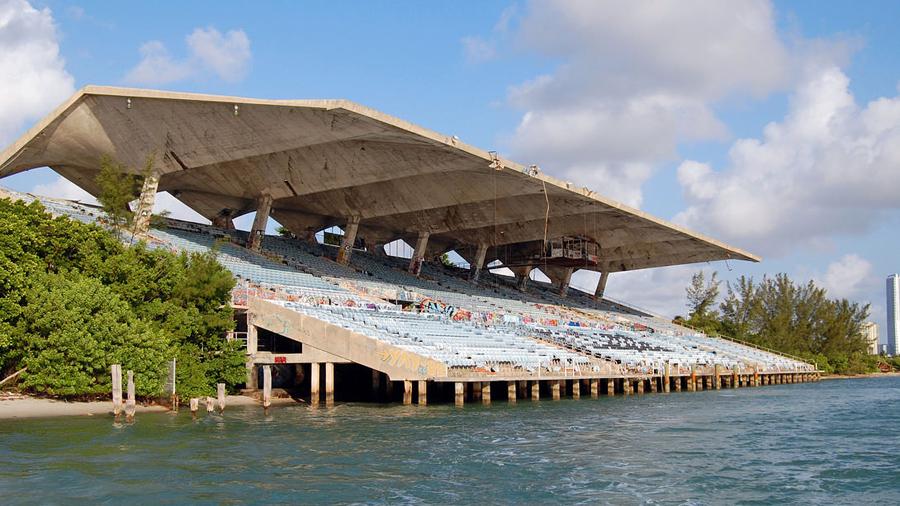 marine stadium miami