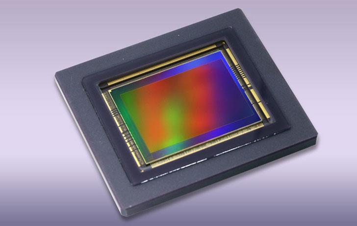 Сенсор от цифрового фотоаппарата