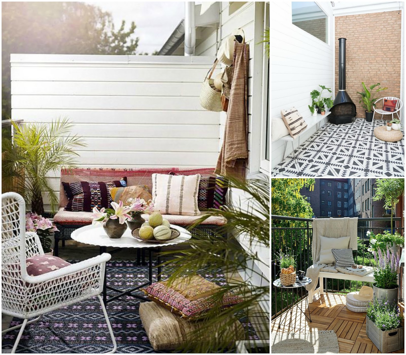 The Peppermint Land Outdoor How To Improve Your Balcony