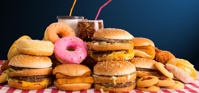 Inilah yang Terjadi Pada Tubuh Kita Usai Menyantap Fastfood