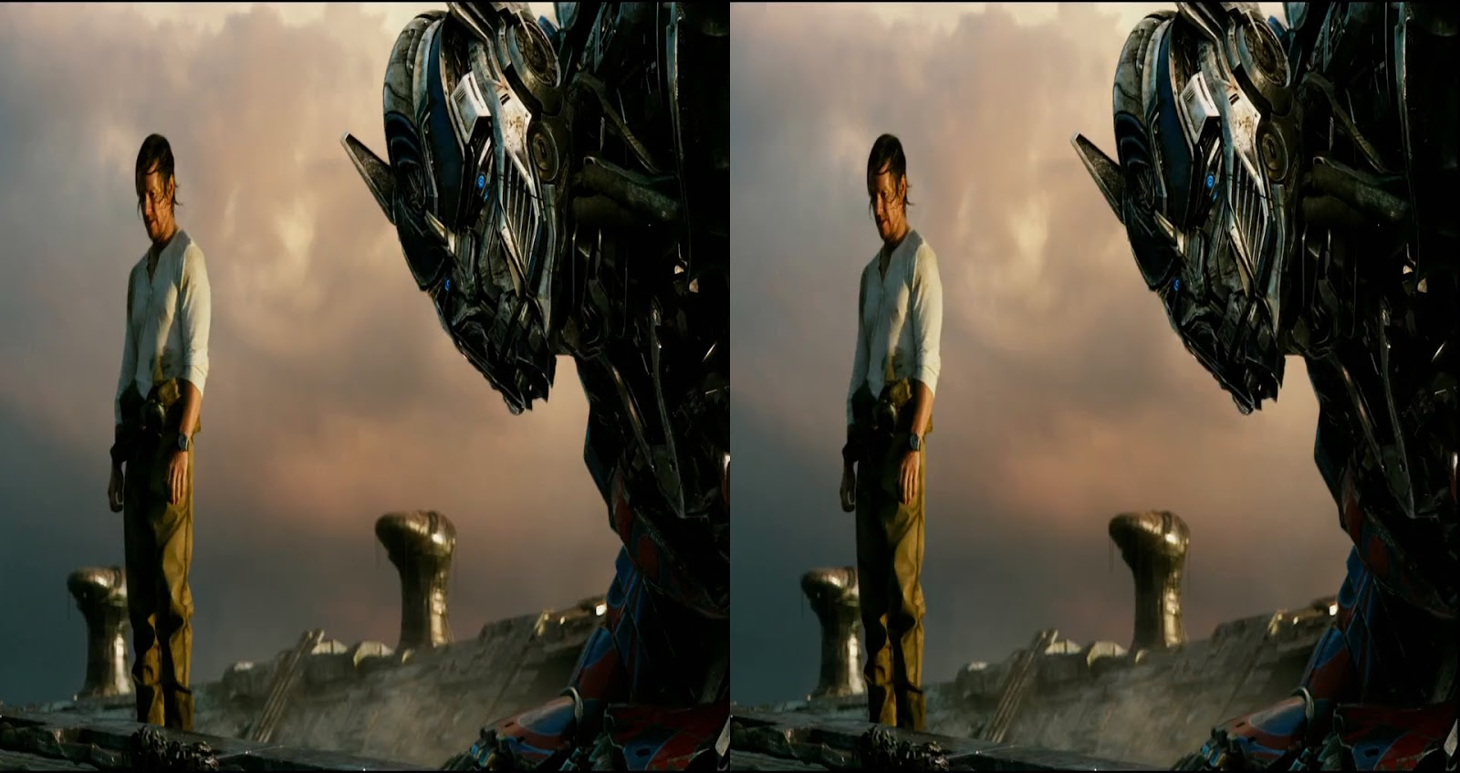 Transformers 5: El último Caballero (2017) 3D SBS 1080p Latino - Ingles captura 3