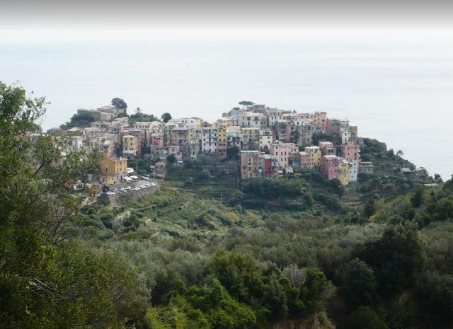 il borgo di Corniglia