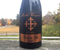 Market Vineyards Dividend Syrah 2013