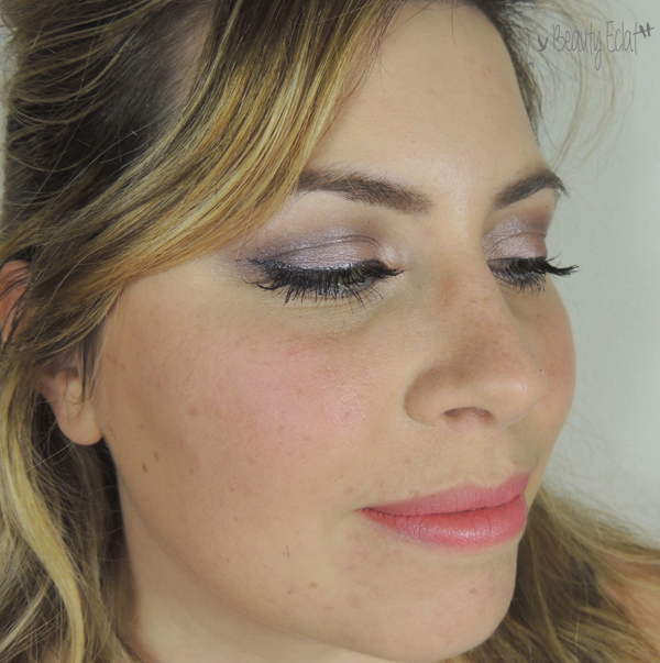 tutoriel maquillage de printemps