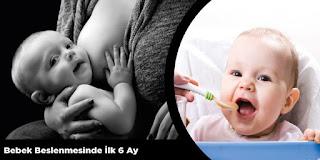 Bebek Beslenmesinde İlk 6 Ay