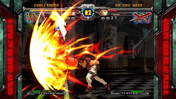 Guilty Gear XX Accent Core Plus R PC Full Version Screenshot 2