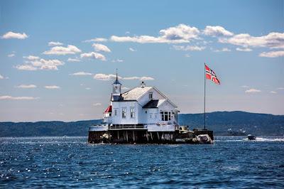 Zakochaj się w Norwegii! Dyna Fyr