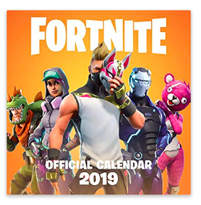 20 Fortnite Christmas Gift Ideas - calendar