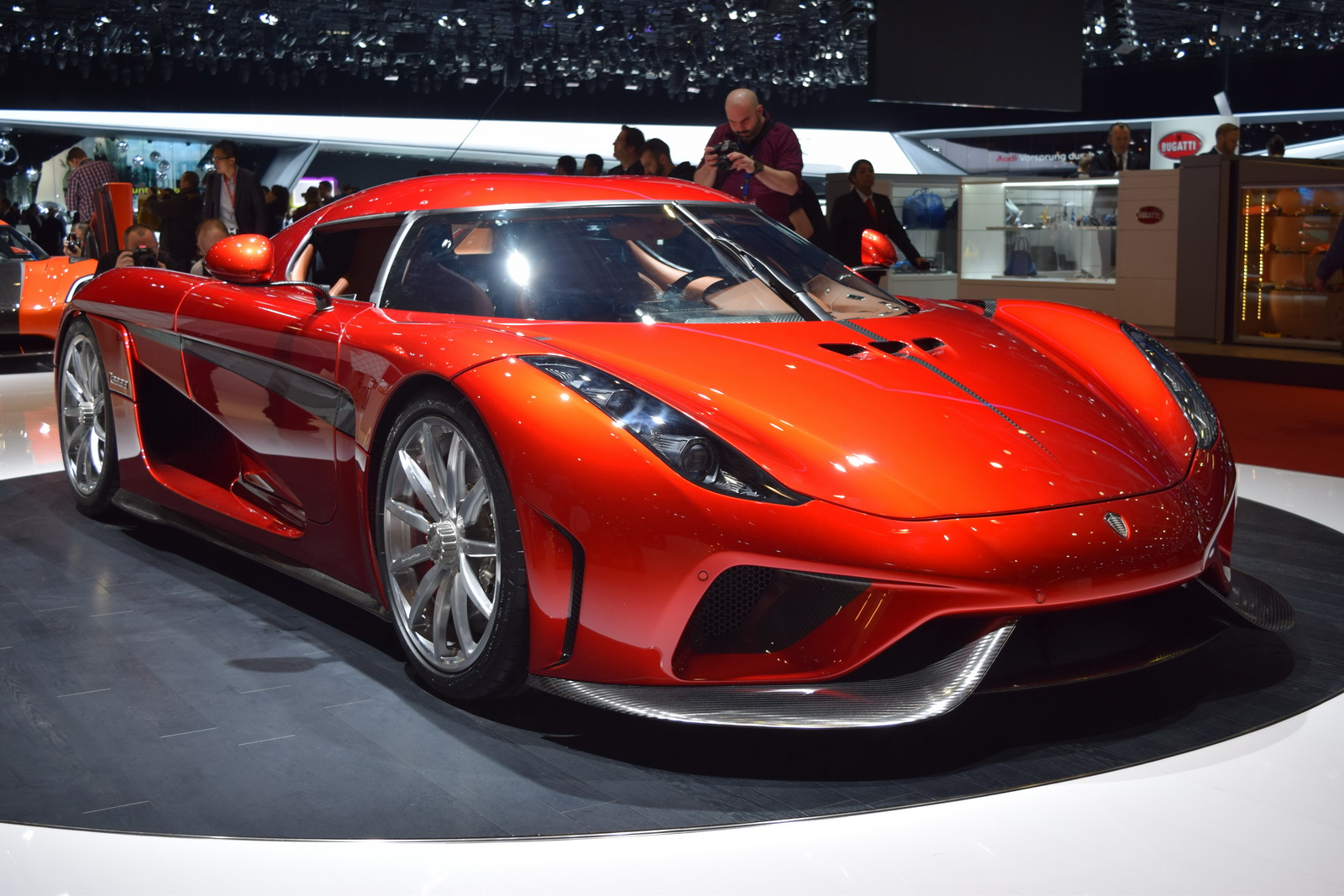Siêu xe Koenigsegg Regera