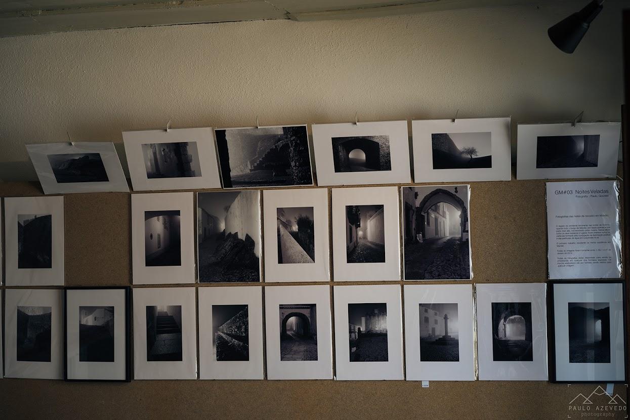 Fotos na Galeria de Marvão