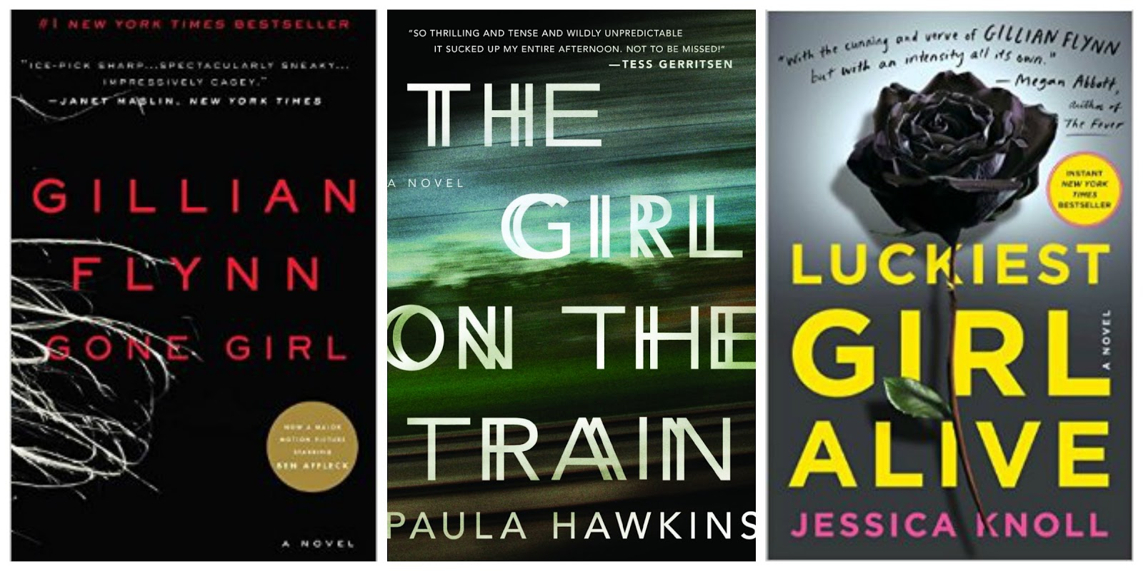 In a lab coat: psychological thriller book roundup