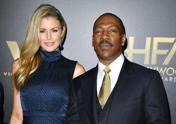 Eddie Murphy becomes a dad of 10