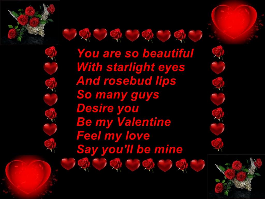BEST POEMS ON VALENTINE DAY: HUSBAND U0026 WIFE POEM, FLIRTING POEMS, LOVE POEMS