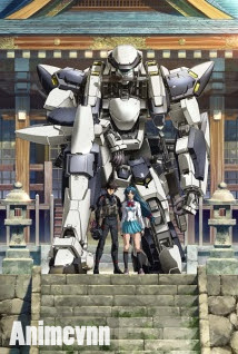 Full Metal Panic! Invisible Victory -  2018 Poster