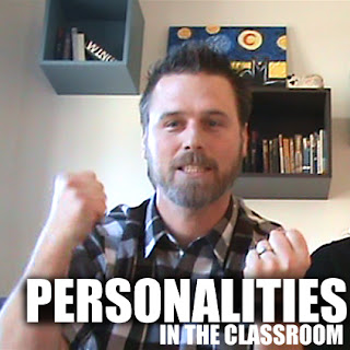 Today, we want to explore how knowing the personalities of our students can help with classroom management.