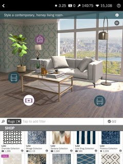 Design Home Mod APK furniture unlocked
