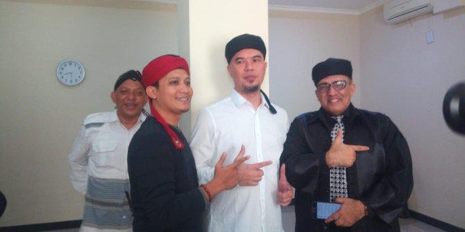 Kehilangan Jam Besuk, Ahmad Dhani Bilang 'Kasihan Saya Pak Hakim'