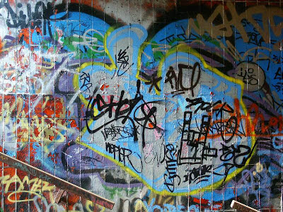 Best Rap Graffiti Art in Wall