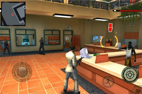 game android Gangstar Rio City Of Saints