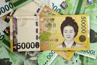 Korean wedding gift money