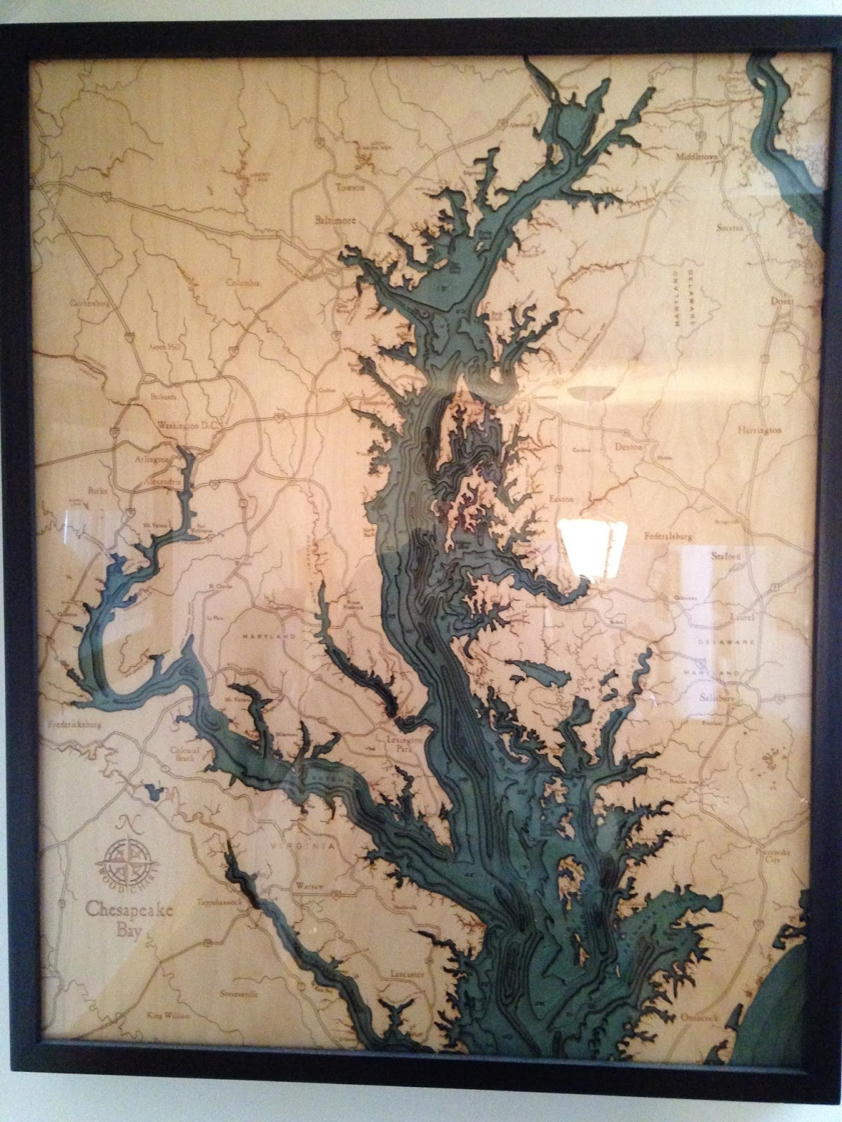 art the image below is a less good picture of the map hanging on my wall if you visit carved lake art s site you can see the map in great detail