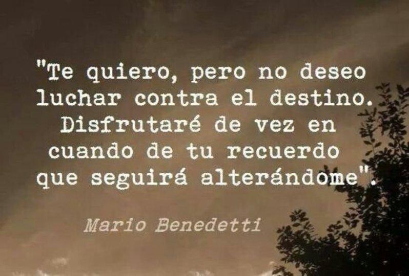 Mario Benedetti Frases De Vida 81655 Loadtve