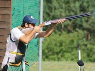 Mairaj Ahmed Khan Wins Silver Medal At ISSF World Cup of Shooting