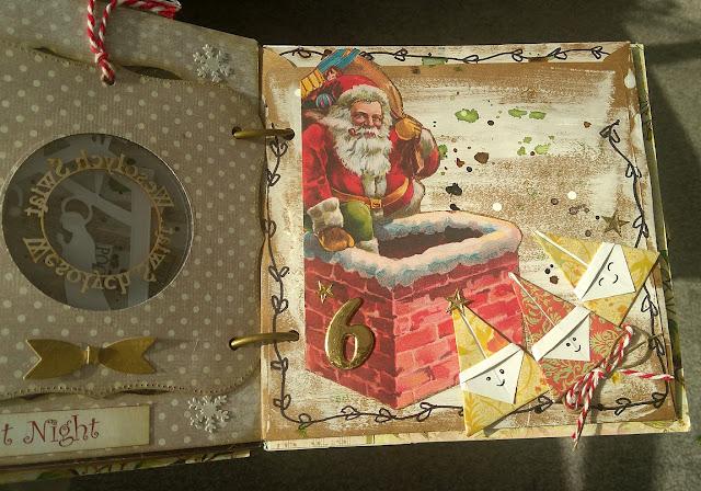 Mikołaj w grudniowniku